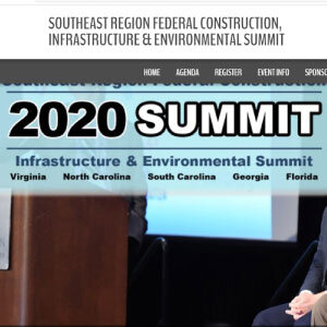 Scenic Consulting – SE Region Federal Construction & Infrastructure & Environmental Summit
